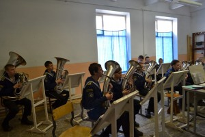 Сводный оркестр